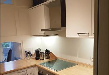 Küche - nach der Beklebung